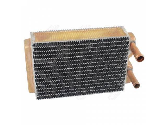 Core Heater Copper / Brass 9 1/2 X