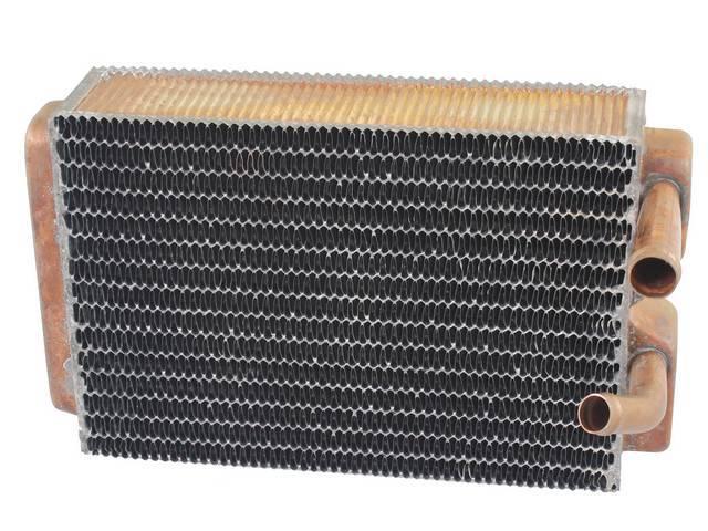CORE, Heater, Copper / Brass, 9 1/2 inch