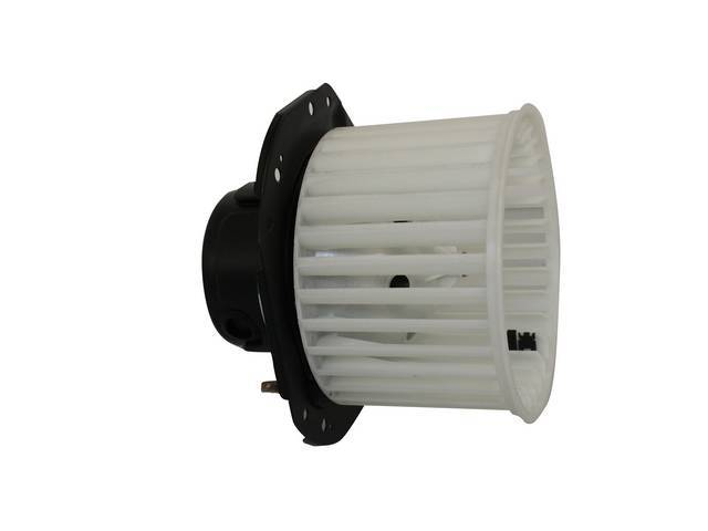 MOTOR, A/C / Heater Blower, incl fan, Replacement part by Standard