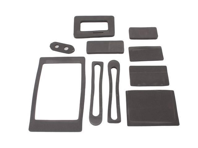 Seal Kit Heater Box W/O A/C Repro