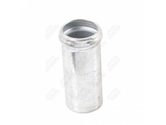 Nipple Heater Hose To Water Pump 765 Inch