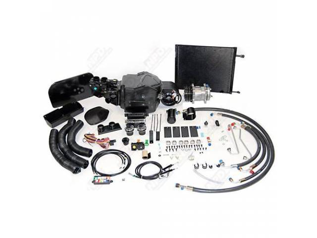 A/C System Aftermarket Perfect Fit Elite Complete To
