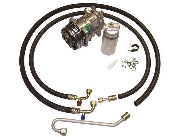 UPGRADE KIT, Compressor, R-134a refrigerant, US-Made  **