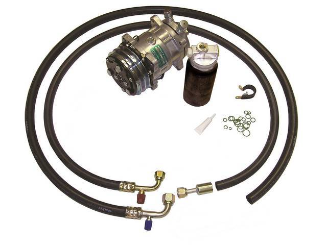 UPGRADE KIT, Compressor, R-134a refrigerant  ** To