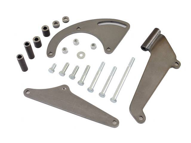 Compressor Mounting Bracket and Hardware Kit, Classic Auto Air