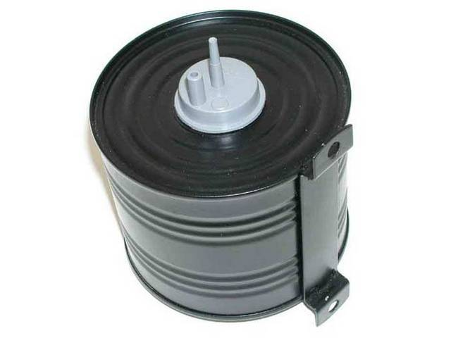 TANK ASSY, A/C Vacuum Canister, steel repro