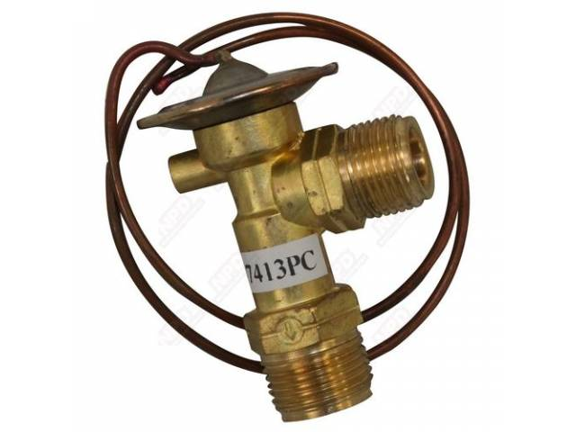 VALVE, A/C Evaporator Expansion, Replacement part by Standard