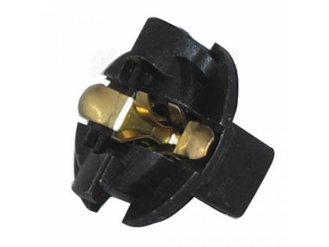 Socket Instrument Cluster Bulb 5/8 Inch Base Hole
