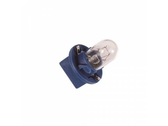 Socket Instrument Cluster Bulb 1/2 Inch Base Wedge