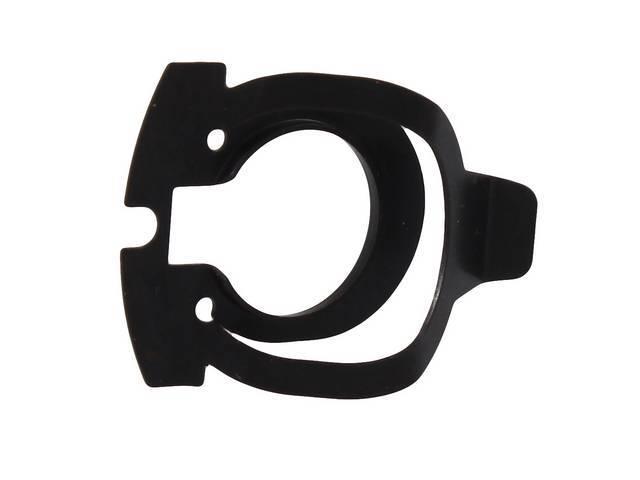 SPRING CLIP, Speedometer Cable Retainer, Repro ** Original GM p/n 25016200, 6491006 **