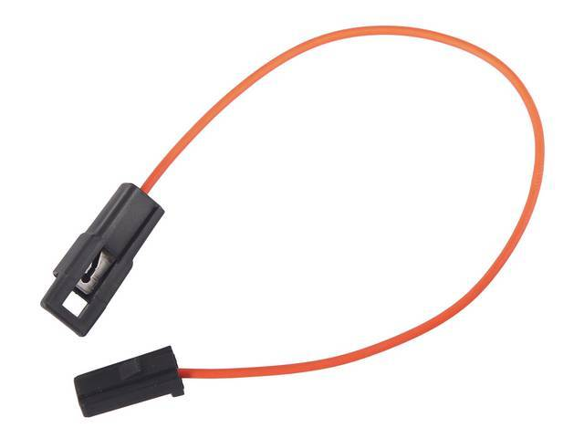 EXTENSION HARNESS, Trunk Light, OE Style Repro