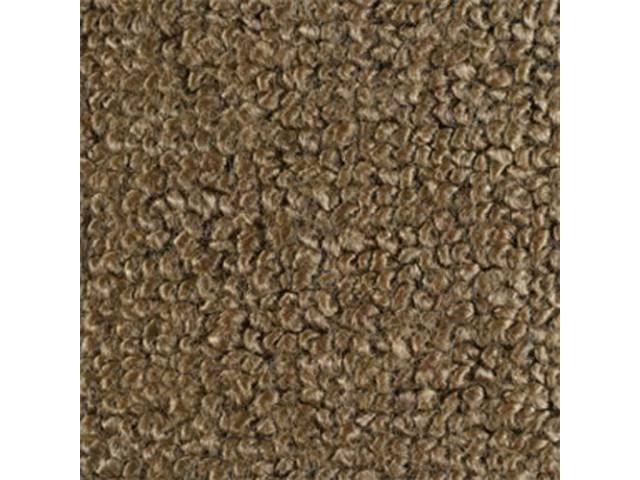 Carpet Raylon Loop Style Two Piece Saddle A/T