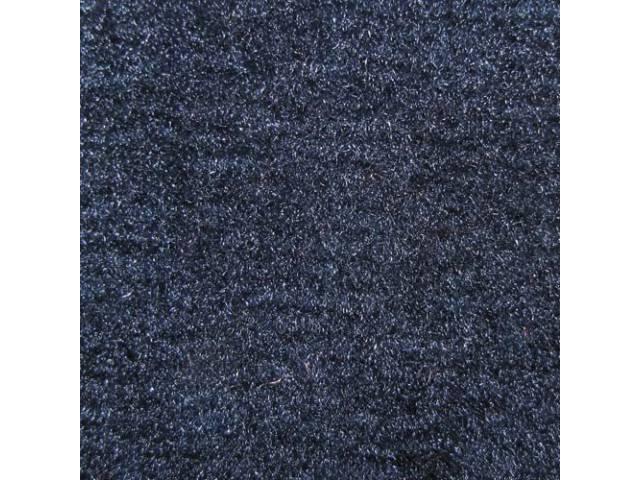 Carpet Cut Pile Two Piece Dark Blue A/T