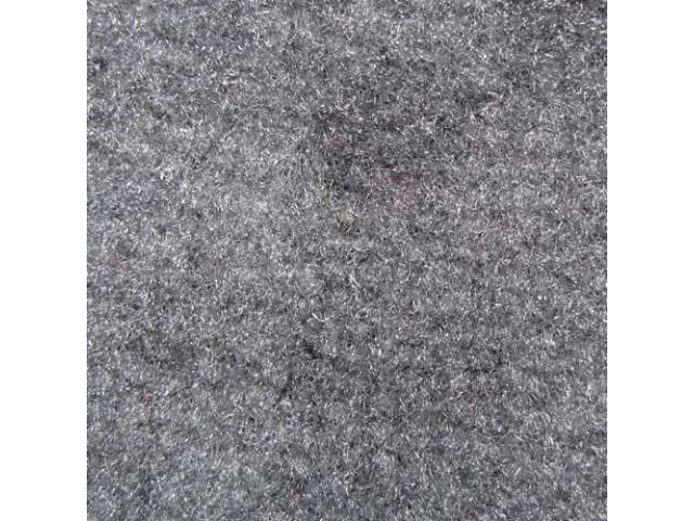 Carpet Cut Pile One Piece Dove Dark Gray