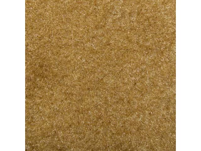 Carpet Cut Pile One Piece Saddle W/ Console
