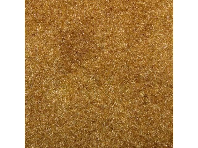 Carpet Cut Pile One Piece Light Buckskin A/T
