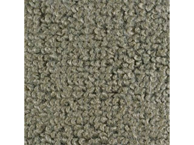 Carpet Fold Down Raylon Loop Style Ivy Gold