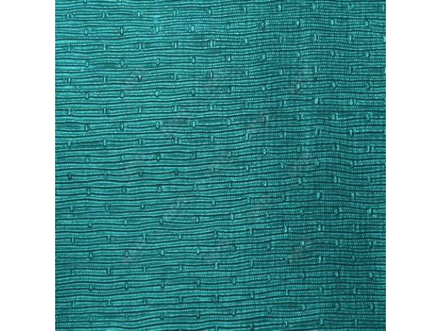 HEADLINER, Premium, Linedot Grain, Turquoise, Does not include