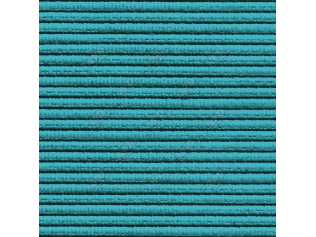 Headliner Premium Bedford Grain Turquoise Does Not Incl