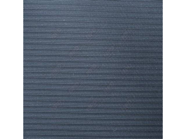 Headliner Non-Perforated Grain Blue Incl Headliner And Material
