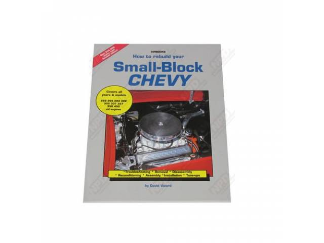 Book Small Block Chevy How To