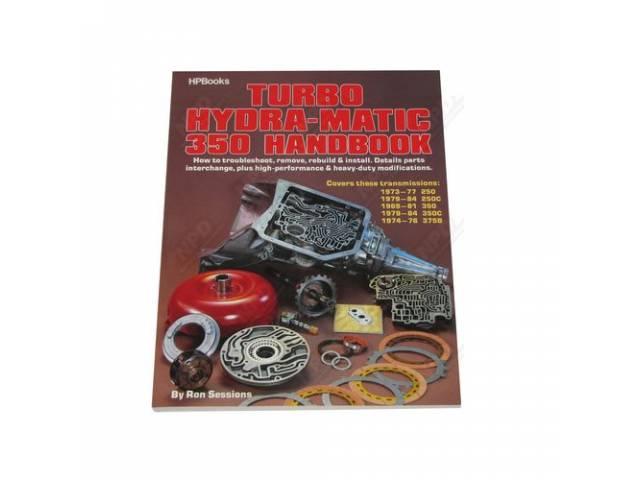 Book Th350 Handbook 8 Inch X 10 Inch