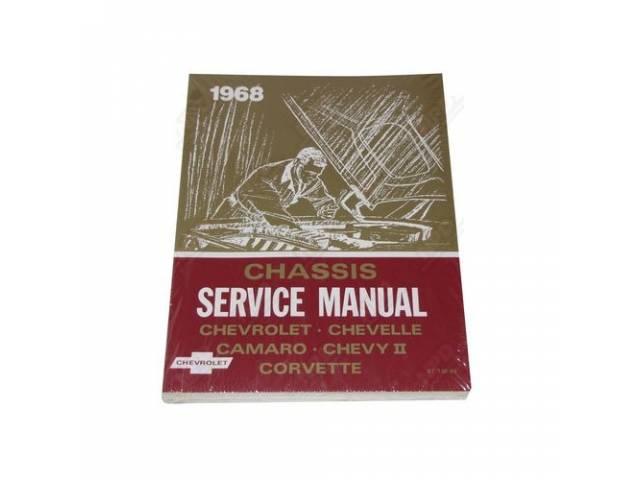 Book Chevrolet Service Manual Repro
