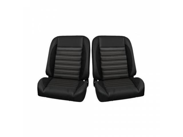 TMI Pro Classic Series Sport R Style Complete Seat Set