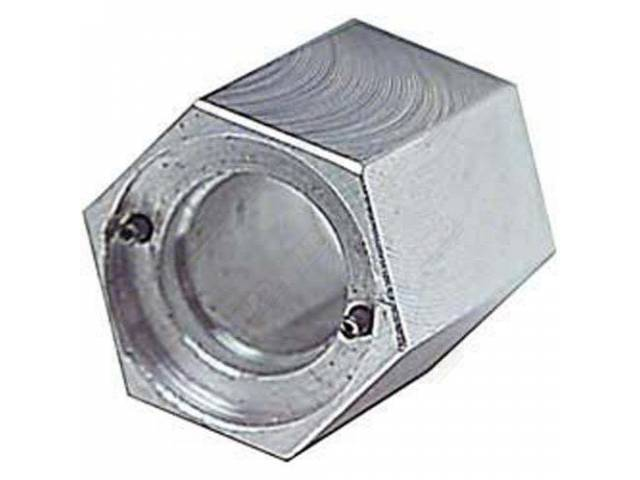 Tool Head Light And Wiper Switch Nut