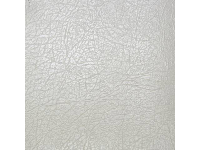 Upholstery Set Premium Front Buckets Dlx White Sierra