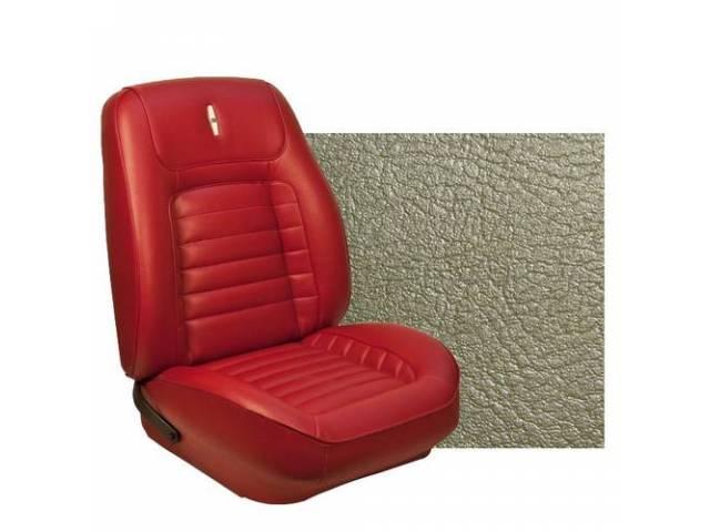 Upholstery Set Sport Seat Custom Front Buckets Dlx