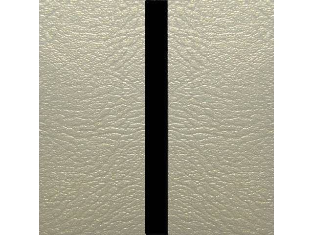 Upholstery Set Premium Rear Seat Dlx White W/