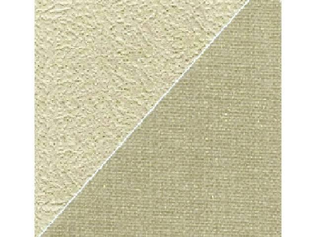 Upholstery Set Premium Rear Seat Dlx White Madrid