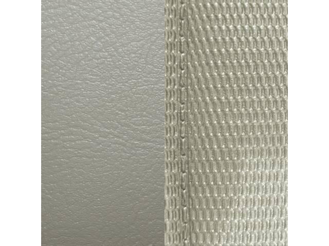 Upholstery Set Premium Rear Seat Dlx Sandalwood Madrid
