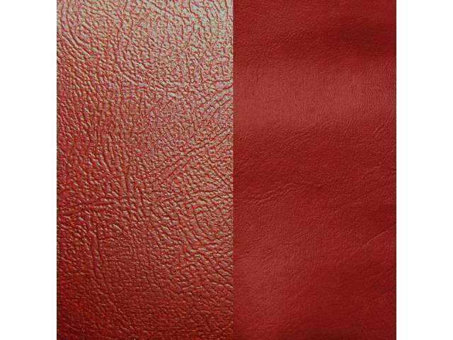 Upholstery Set Premium Front Buckets Std Firethorn Madrid