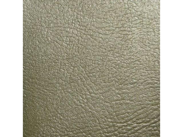 Upholstery Set Rear Seat Std Ivy Gold Madrid