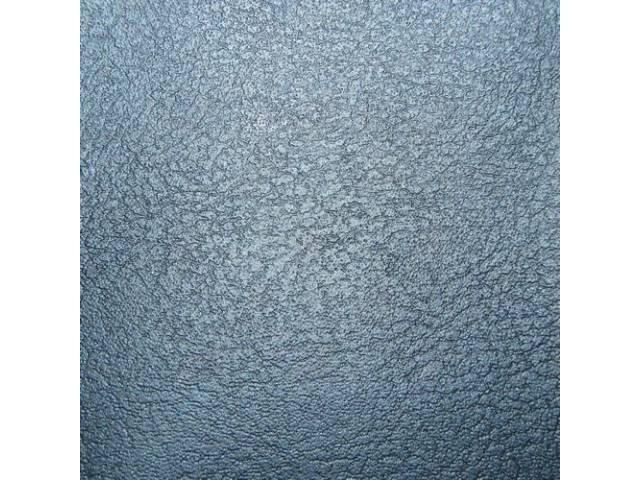 Upholstery Set Rear Seat Std Medium Blue Madrid