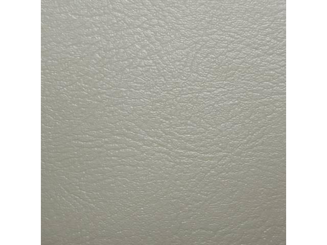 Upholstery Set Premium Rear Seat Std Frost White