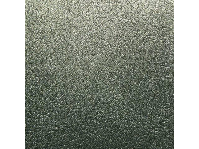 Upholstery Set Premium Rear Seat Std Dark Metallic