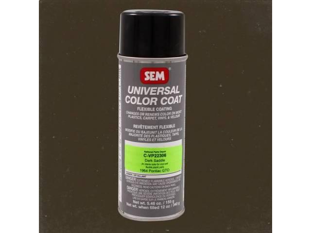 Interior Vinyl Dye Dark Saddle 12 Fluid Ounce