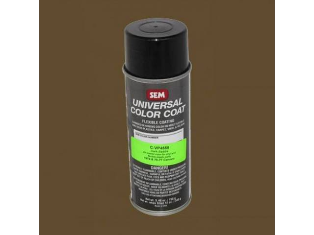 Interior Vinyl Dye Dark Saddle 12 Fluid Ounce