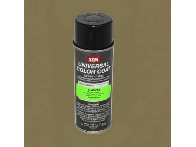 Interior Vinyl Dye Medium Saddle 12 Fluid Ounce