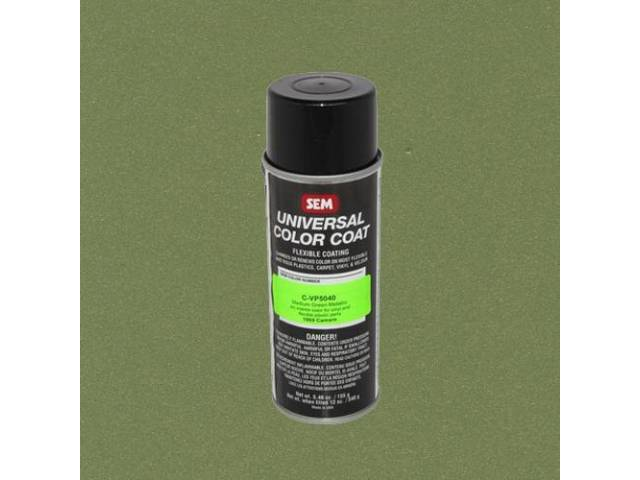 Interior Vinyl Dye Medium Green Metallic 12 Fluid