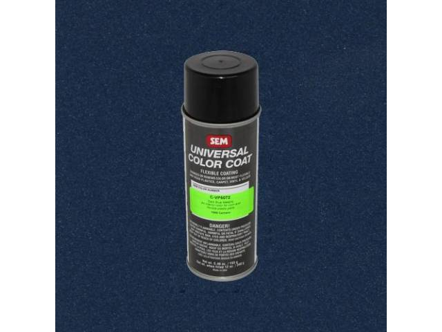 Interior Vinyl Dye Dark Blue Metallic 12 Fluid