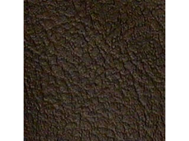 Vinyl Yardage Sierra Grain Black 54 Inch X