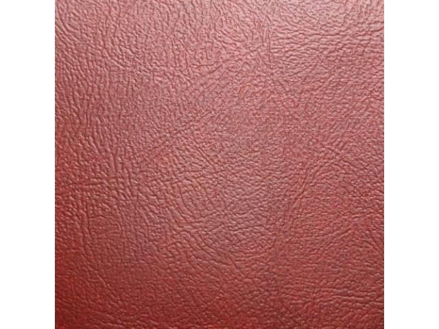 Vinyl Yardage Sierra Grain Firethorn 54 Inch X