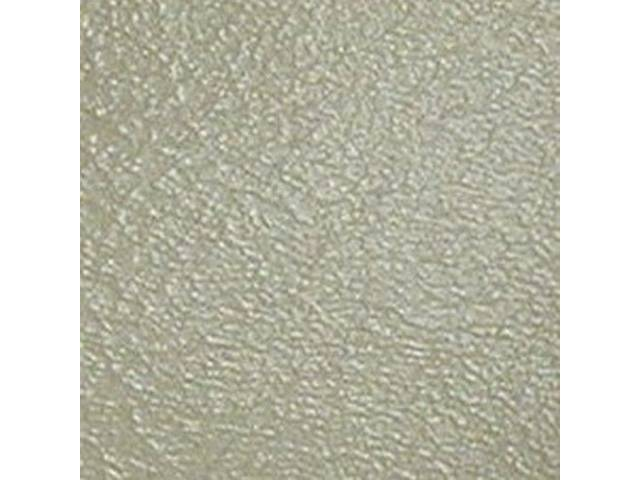 VINYL YARDAGE, Madrid Grain, Pearl / Parchment, 54 inch X 72 inch section, rolled