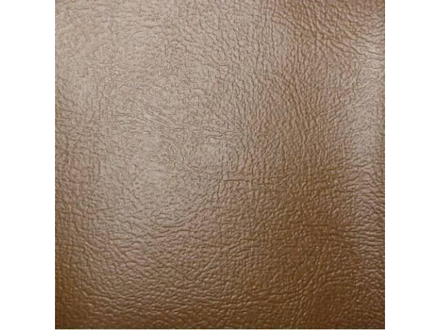 Vinyl Yardage Sierra Grain Camel Tan 54 Inch