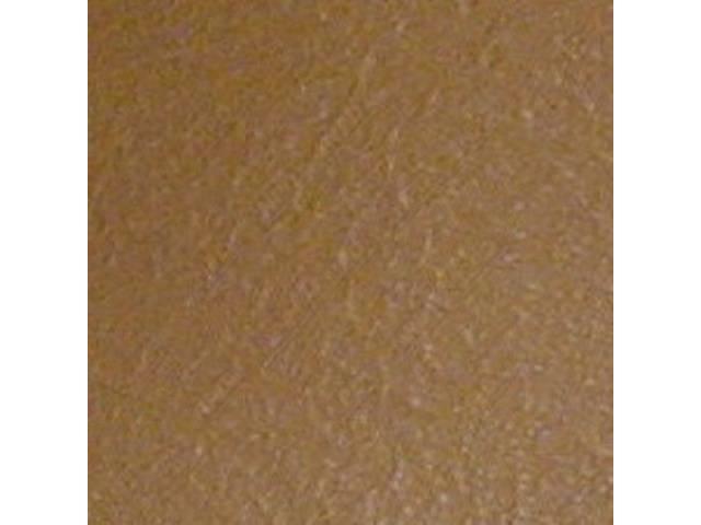 Vinyl Yardage Madrid Grain Saddle / Buckskin 54