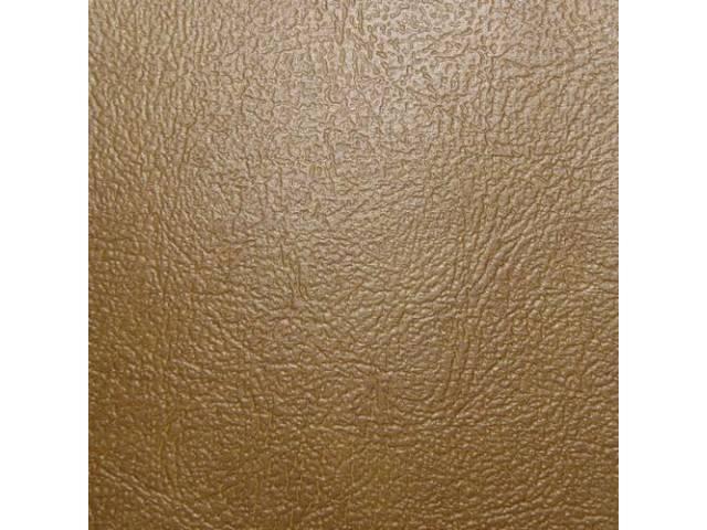 Vinyl Yardage Sierra Grain Buckskin / Saddle 54